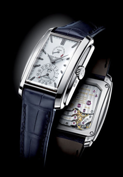 百达翡丽工坊让腕表的动力储备一脉相承