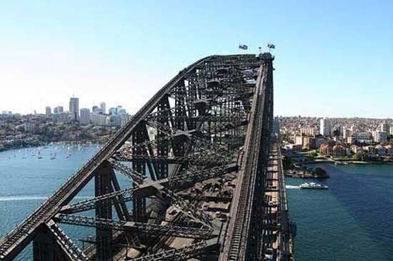 澳大利亚悉尼海港大桥