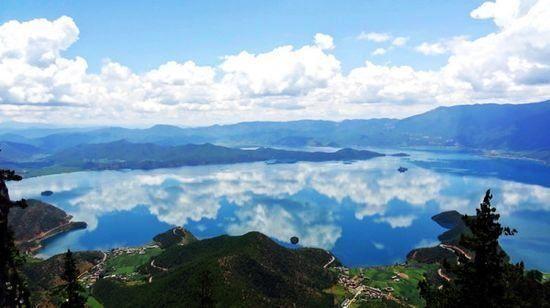 泸沽湖:神秘