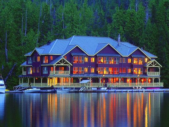 加拿大太平洋国王小屋
