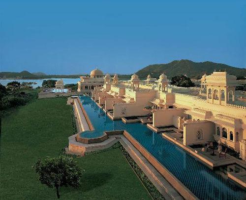 印度奥拜瑞乌代维拉斯酒店