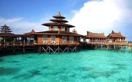 马来西亚Dragon Inn Floating Resort