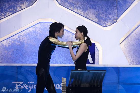 俞灏明将与搭档黄龄