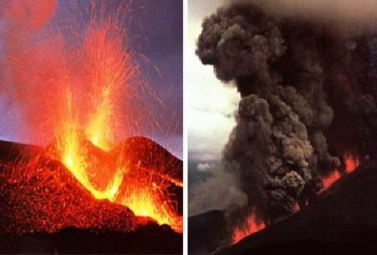 赫克拉火山