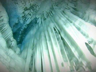 翠华山冰洞