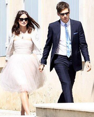 疾走新娘凯拉的时髦婚礼