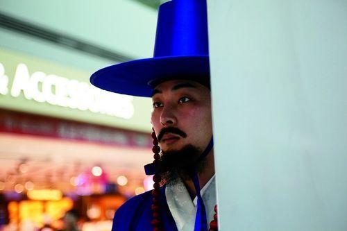 传统韩国风