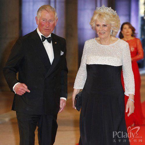 康沃尔公爵夫人卡米拉