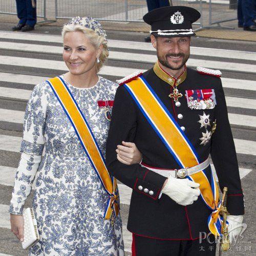 挪威王储妃梅特