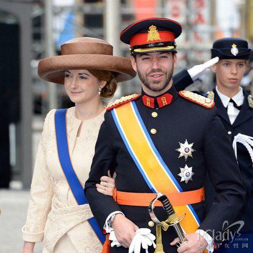卢森堡大公储妃斯蒂芬妮