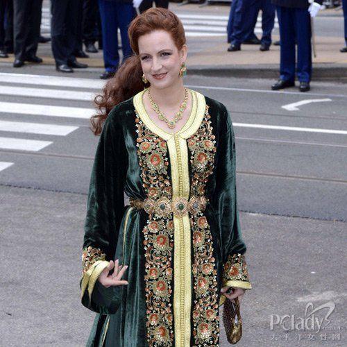 摩洛哥王妃拉拉·萨尔玛