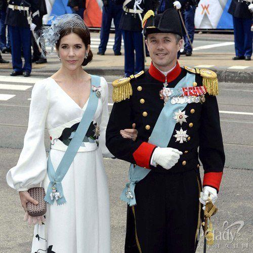 丹麦王储妃玛丽