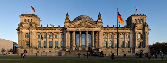 德国国会大厦(德国柏林)