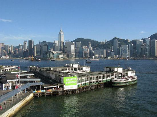 尖沙咀码头(中国香港)