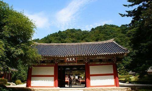 朝鲜古高丽王朝时代的国都开城