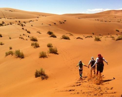 阿他加马沙漠