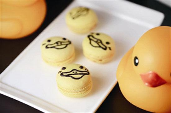 大黄鸭美食