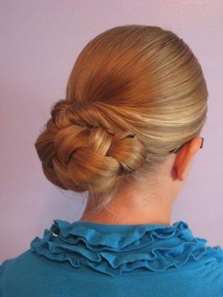 组图:巧手美发师教你打造精致个性编发方法