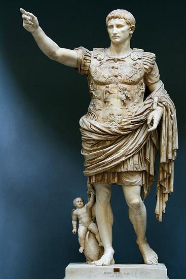 奥古斯都雕像