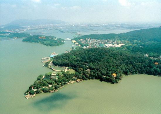 新浪上海旅游配图:太湖鼋头渚 摄影:北京制造