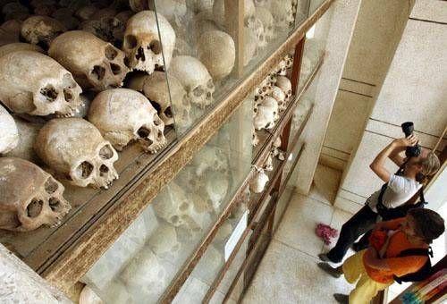 留存尸骨数量更是惊人