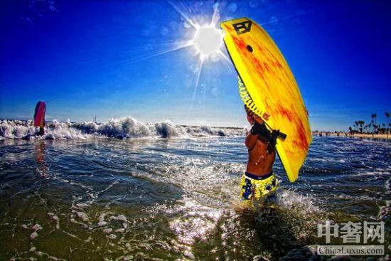 美国加利福尼亚海岸