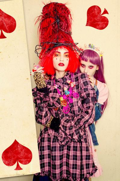 组图:时尚摄影师特制的童话主题彩妆大片参考