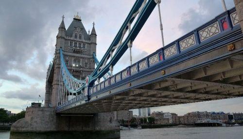 伦敦滑铁卢桥