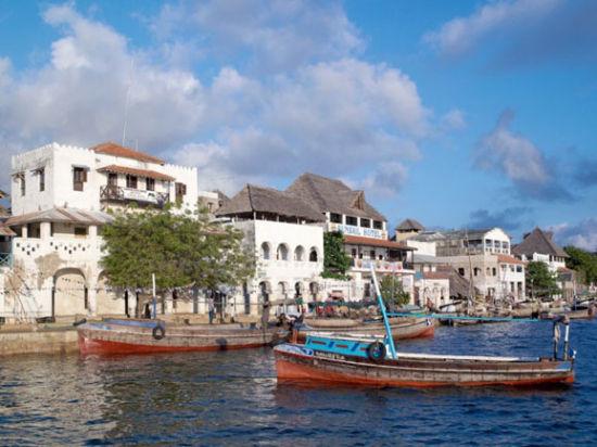 肯尼亚 拉姆岛