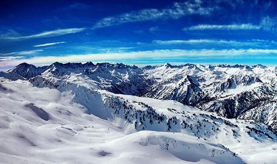 阿尔卑斯全景