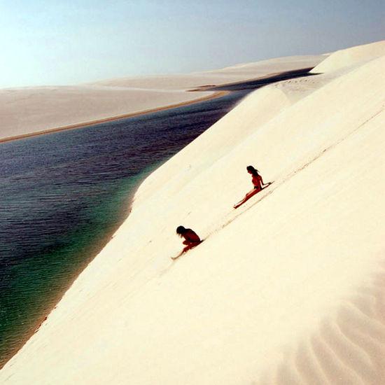 林克斯的沙丘(巴西)