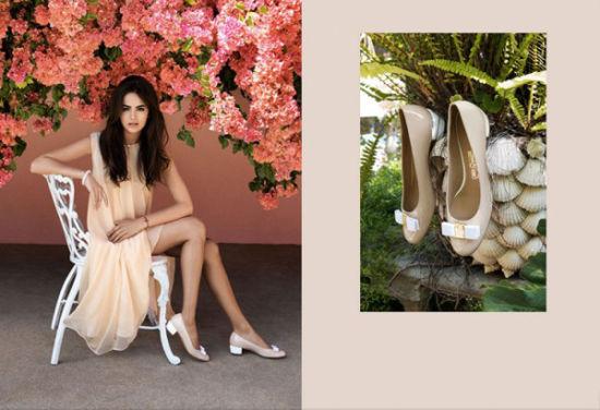 菲拉格慕工坊打造女性多面鞋品风尚