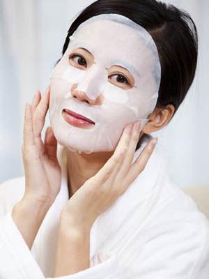解析正确使用女性面膜塑造童颜肌肤