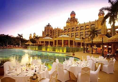 南非失落城皇宫酒店