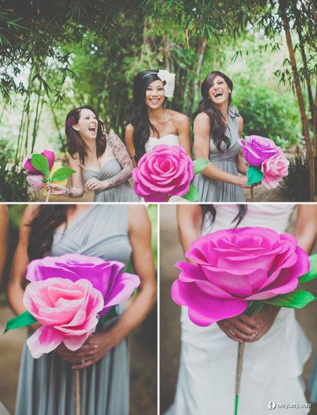新娘的捧花