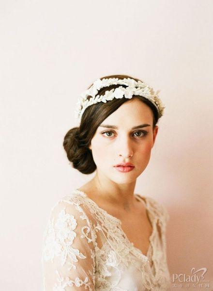 组图:6月最全新娘发型描绘出你心中曼妙幸福