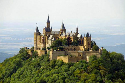 德国霍亨索伦城堡