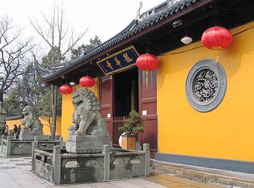 上海龙华寺