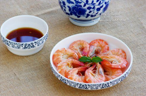 清鲜盐水虾