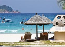 畅游马来西亚热浪岛
