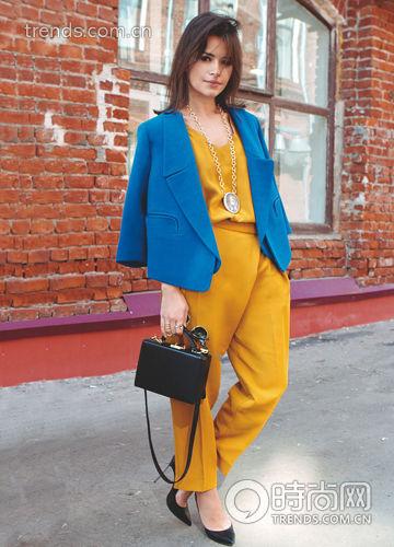 俄罗斯时装设计师Vika Gazinskaya