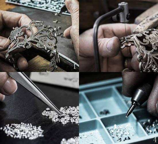 揭秘戛纳红毯天价珠宝幕后的制作过程