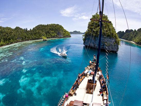 印度尼西亚的拉贾安帕群岛