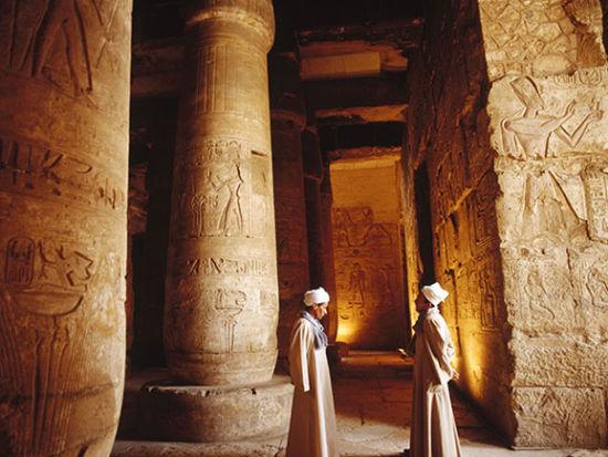 埃及的阿拜多斯