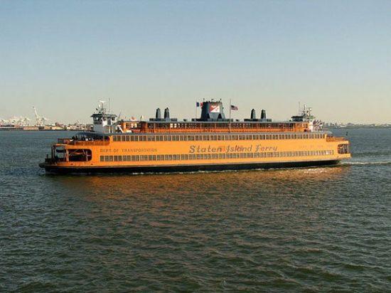 史泰登岛渡轮(美国纽约)