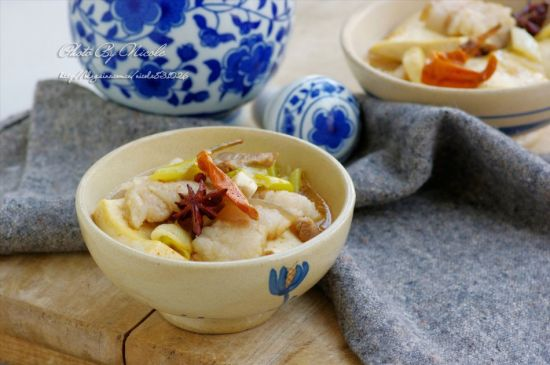 老汤炖豆腐