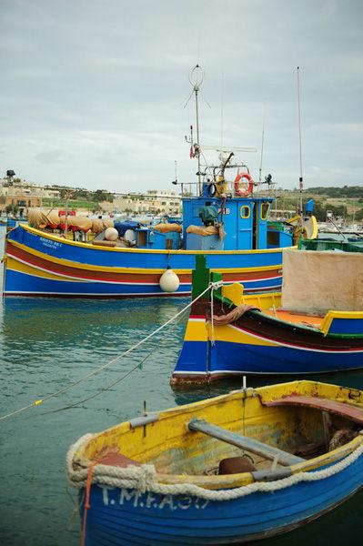五彩渔船神眼的庇佑