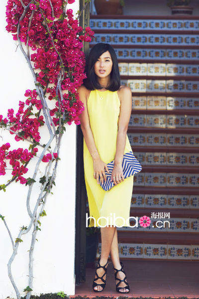 澳大利亚时尚博主Nicole Warne