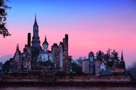泰国古城素可泰