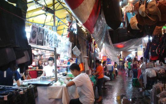 曼谷帕蓬-泰国